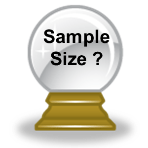 Sample Size Calculation: My Two Cents 1
