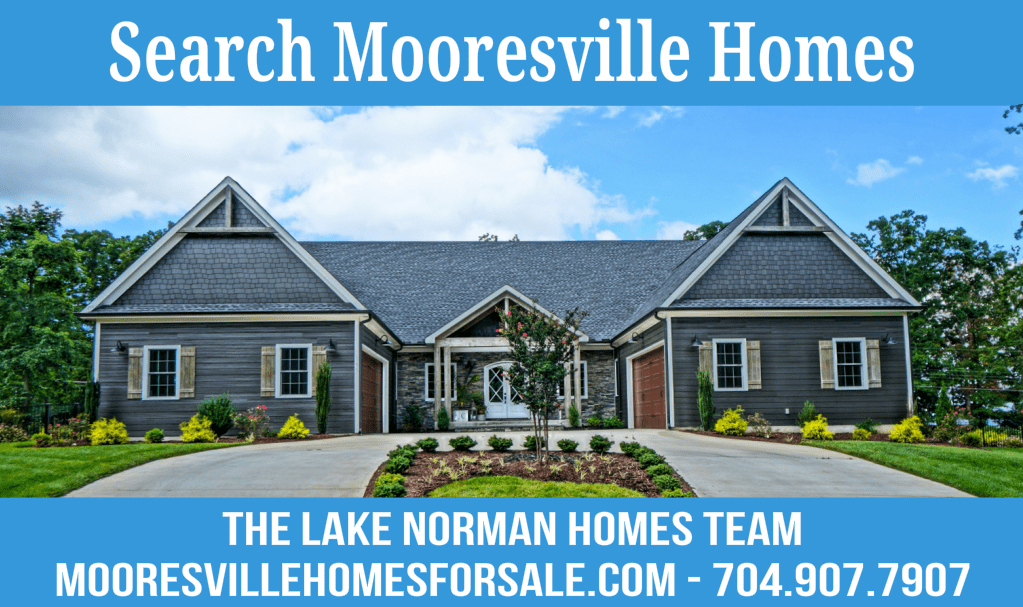 Search Mooresville Homes For Sale
