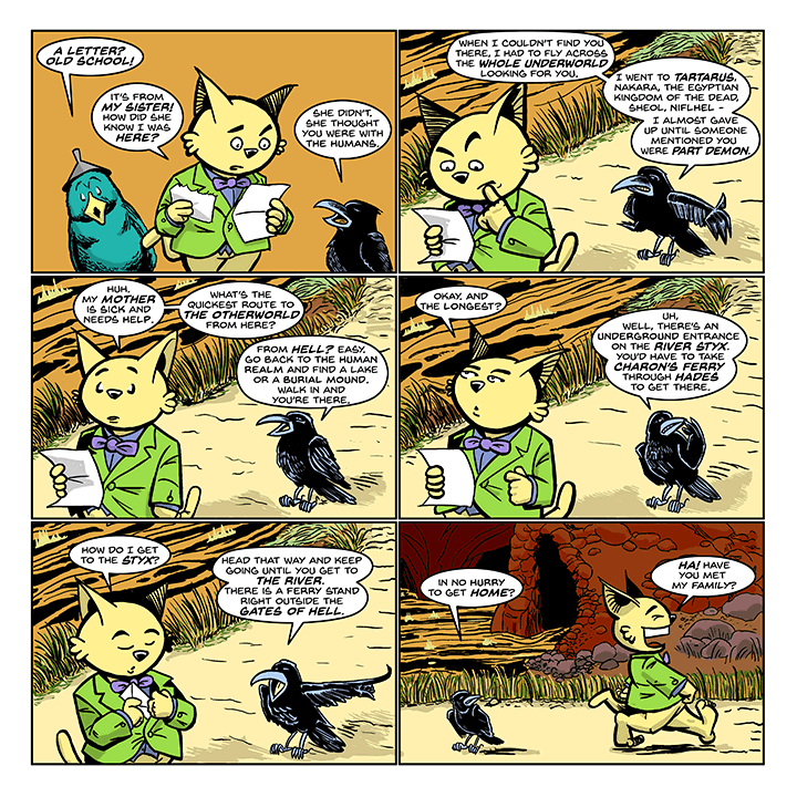 Otherworldly Goods – Chapter 1 – Page 3