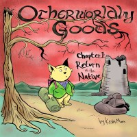 Otherwordly Goods: Return of the Native cover