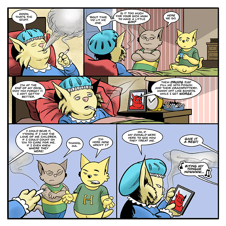 Crude and Feckless — Page 26