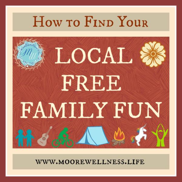 find local family fun