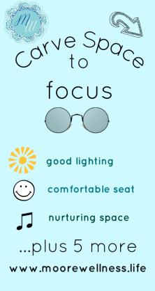 peak space to focus