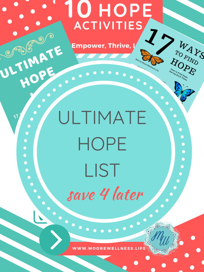 Preview Ultimate Hope List