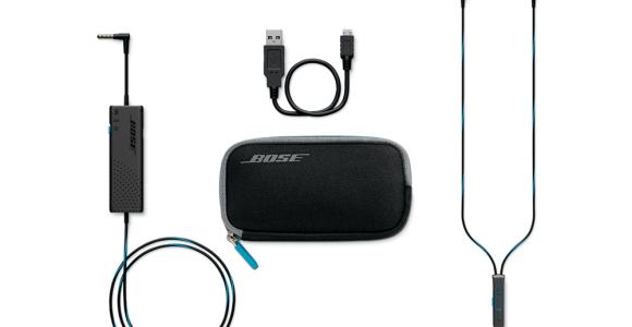 Travel Tech: Bose QuietComfort 20 Headphones