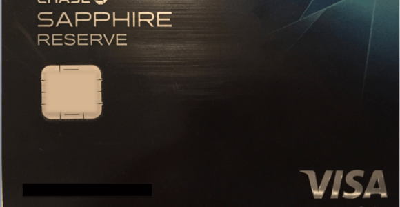 Chase Sapphire Reserve Activation Checklist