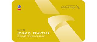 Elite Status: American Airlines AAdvantage Gold Status
