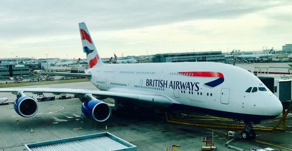 I Finally Experienced The Airbus A380 and Loved It