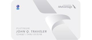 American Airlines AAdvantage Platinum Status