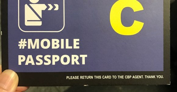 Review: Mobile Passport Chicago O'Hare International