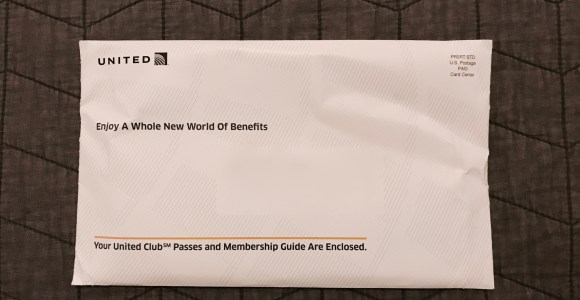 United MileagePlus Explorer Complimentary Club Passes Have Arrived!