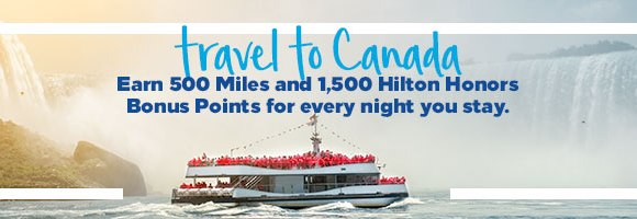 Earn AAdvantage And Hilton Miles In Canada