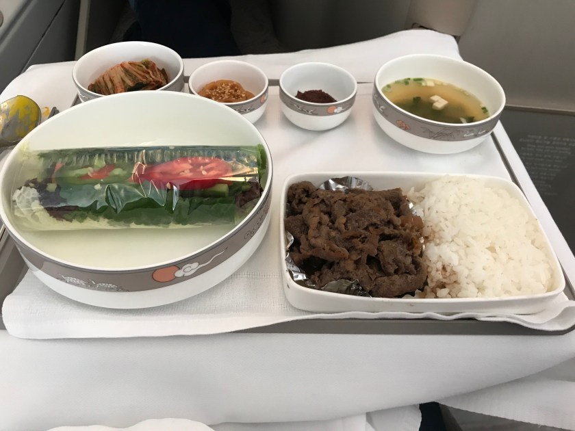 Asiana Airlines Traditional Ssambap