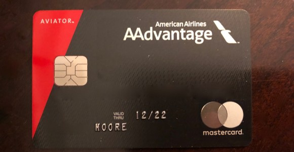 The Barclaycard AAdvantage Aviator Red Card Finally Arrived