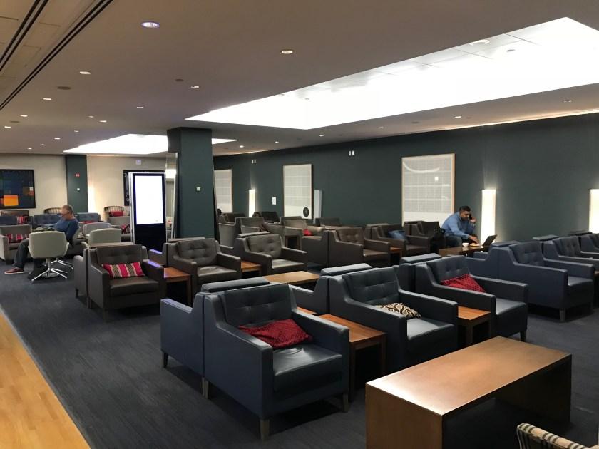 British Airways Galleries New York Sitting Room