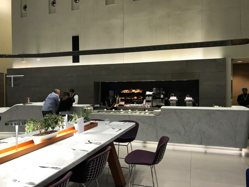 Al Mourjan Business Class Lounge Dining Resort Grab and Go
