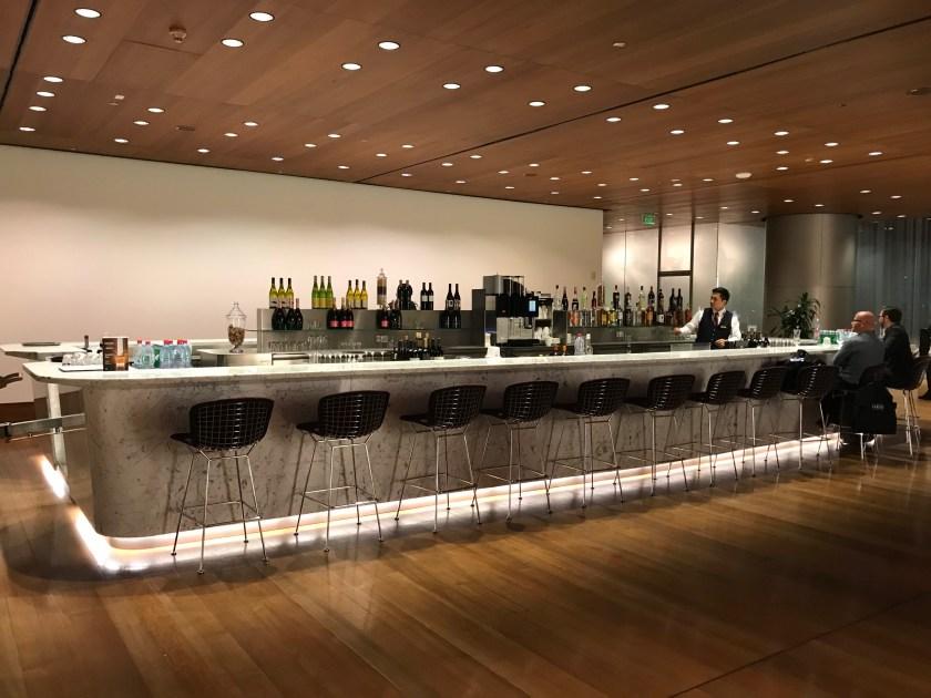 Al Mourjan Business Class Lounge Restaurant Bar