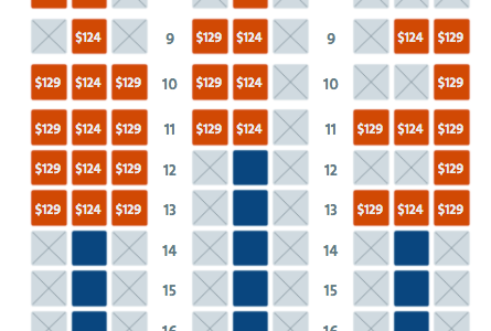 American Airlines' Deceptive Seat Assignments Continue