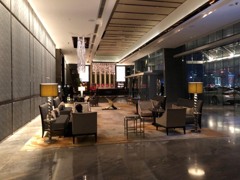The Ritz-Carlton Hong Kong Ground Lobby