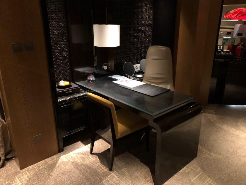 The Ritz-Carlton Hong Kong 112-15 Desk