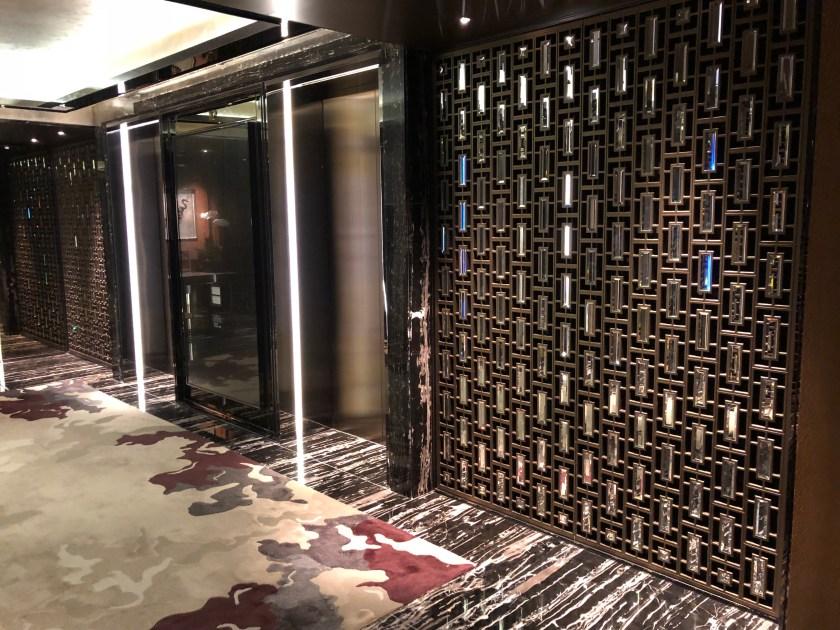 The Ritz-Carlton Hong Kong Elevator Bank