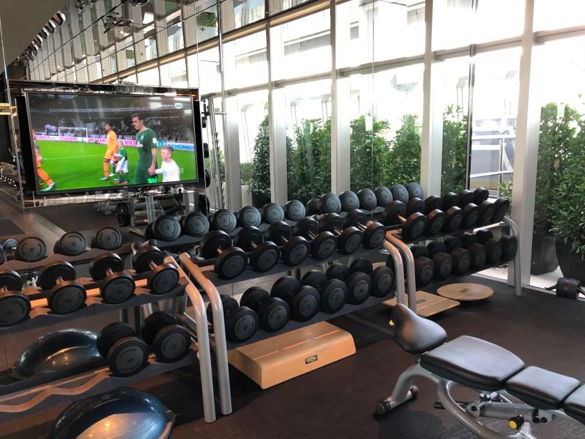 The Ritz-Carlton Hong Kong Fitness Center