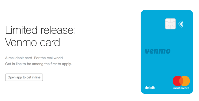 Venmo Introduces Physical Debit Cards - Moore With Miles