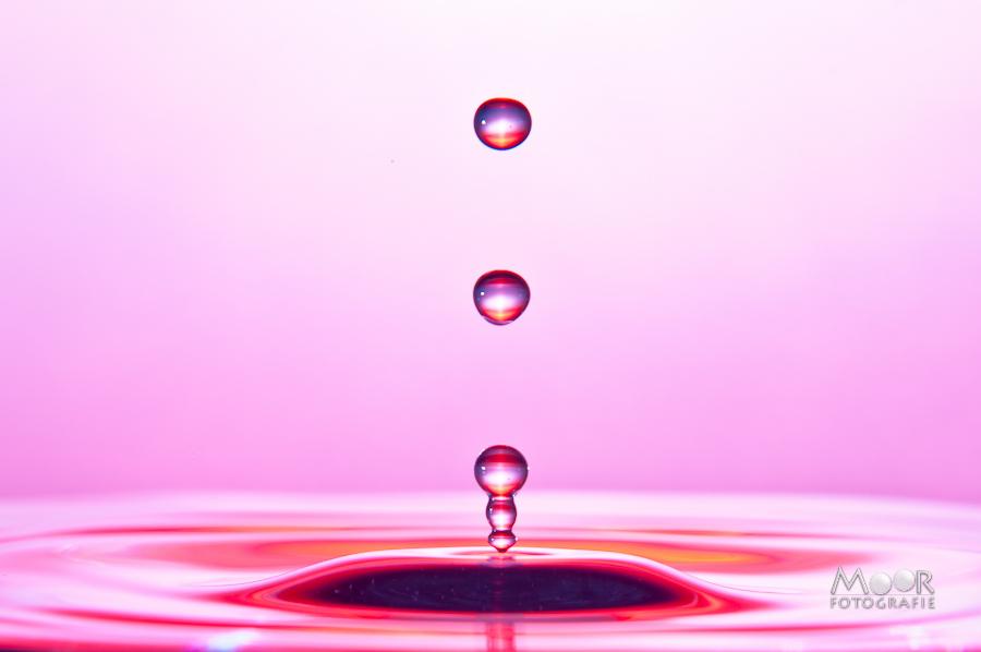 De Wondere Wereld van Waterdruppels