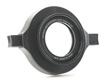 Wat is macrofotografie - close-up lens