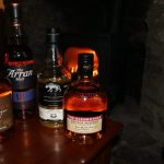 A selection of Scottish Malt Whiskys