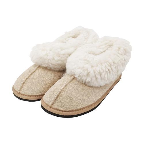 Merino Wool Sheepskin Slippers