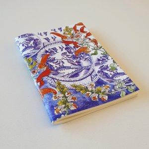 CoralBloom Stationery Fynbos Notebook Delft