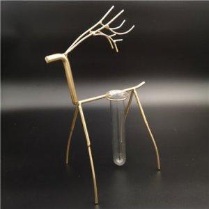 Metal Deer Christmas Decor