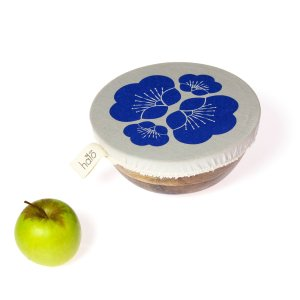 Halo Dish and Bowl Cover Small Set of 3   Edible Flowers