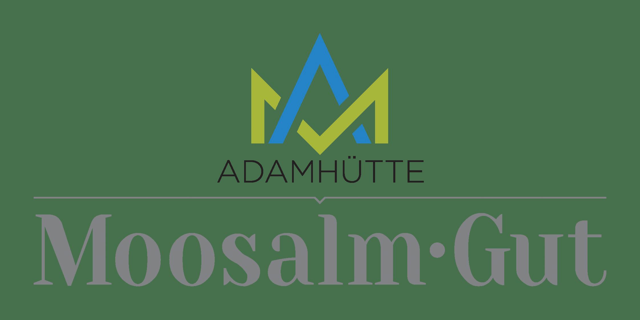 Logo Moosalm-Adamhütte