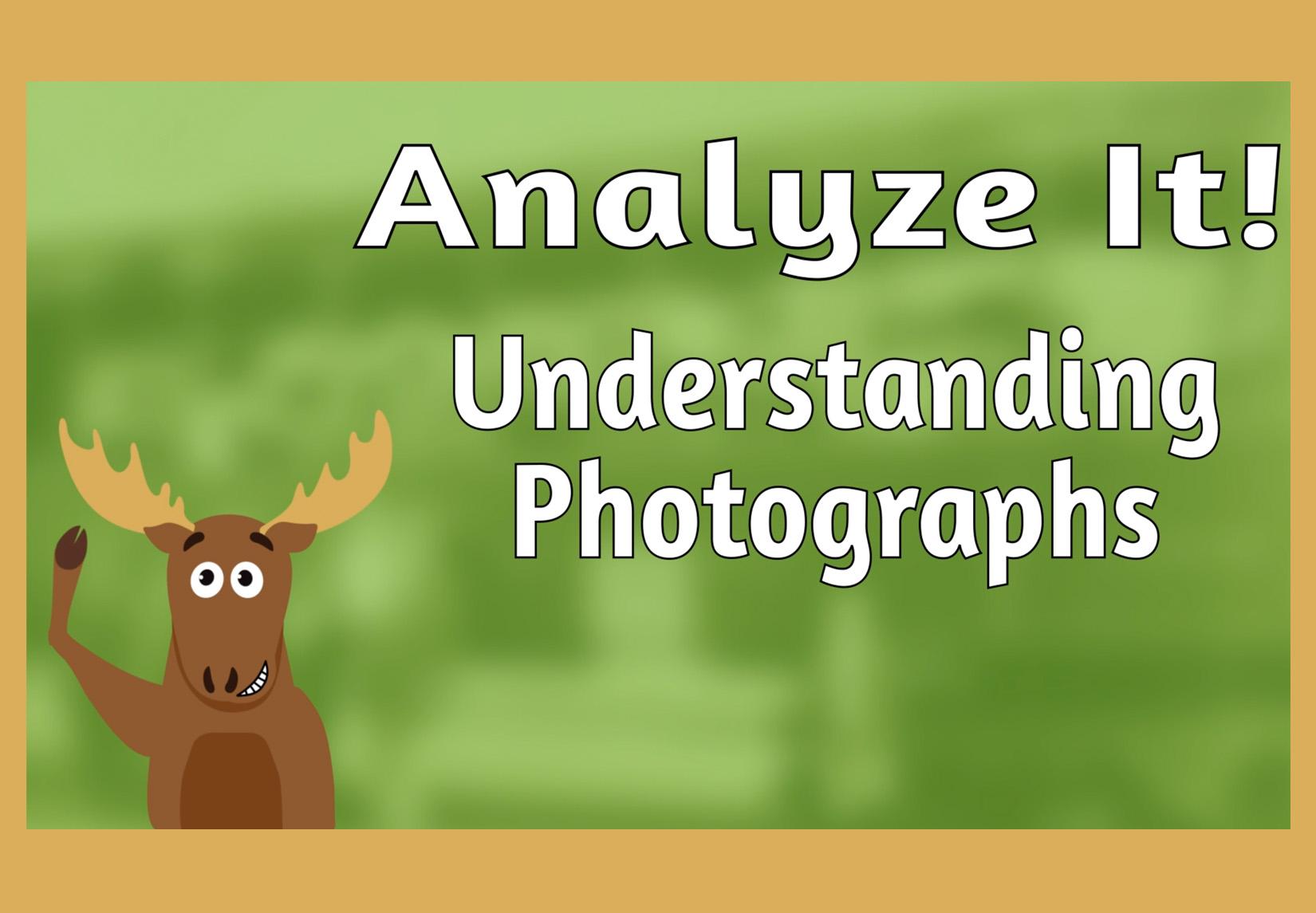Interpreting Photographs