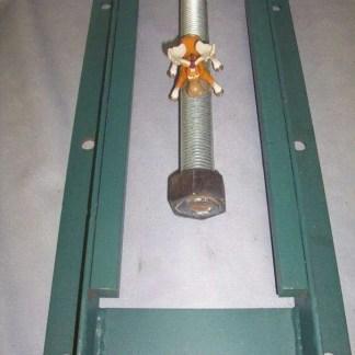 038222 Dodge Wide Slot Take-Up Frame Assembly