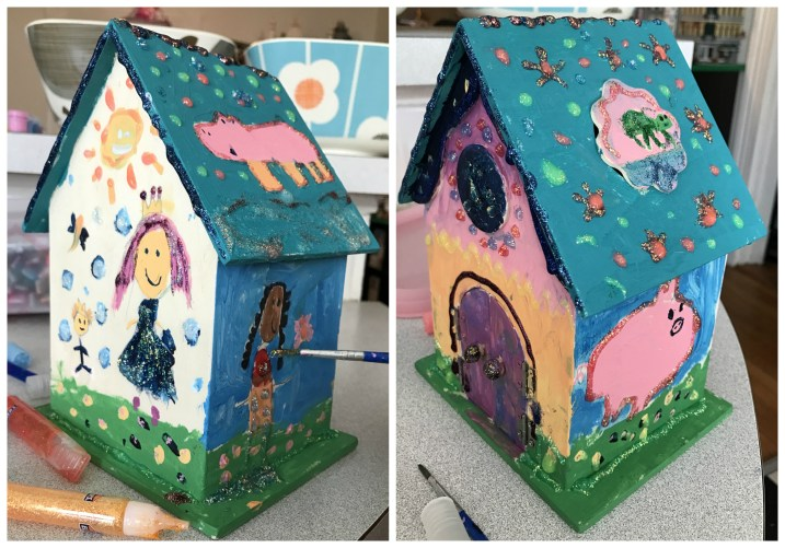 Hippo Fairy House