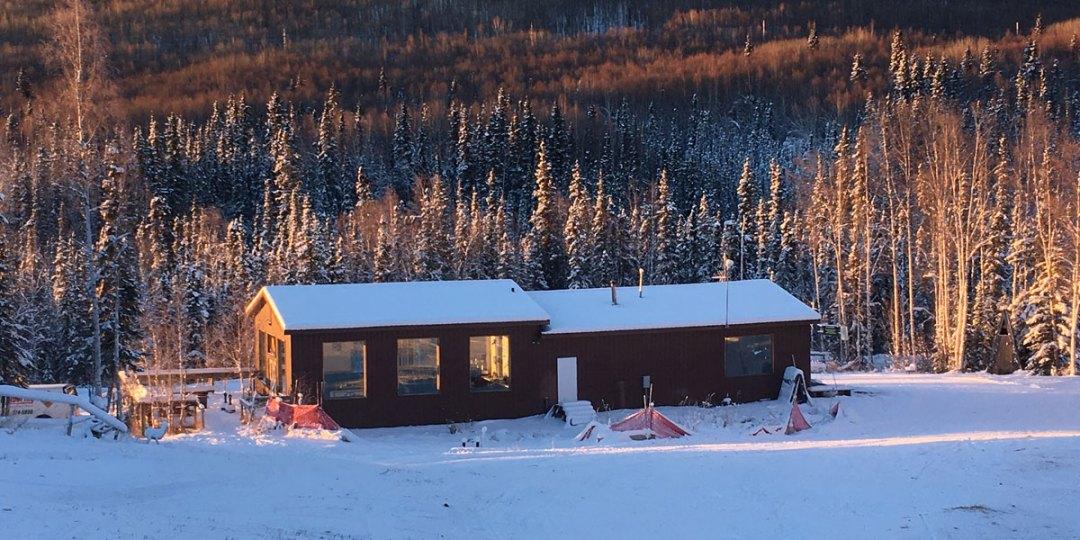 Moose Mountain Ski Lodge, Fairbanks Alaska
