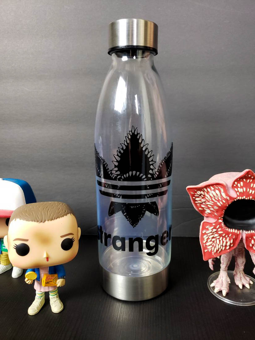 Stranger Things Cricut Water Bottle Mooshu Jenne