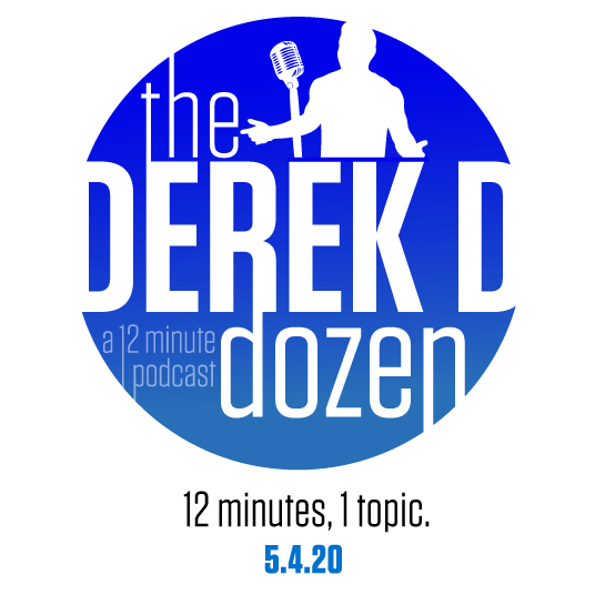 The Derek D Dozen Coming Soon