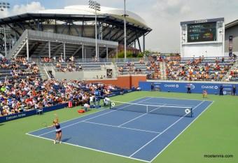 US Open Court 17 Bencic Petkovic