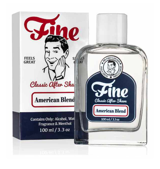 Fine Aftershave Lotion
