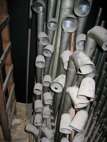 Bent pipes