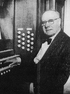 Leonard Simpson  Borough Organist 1950–1988