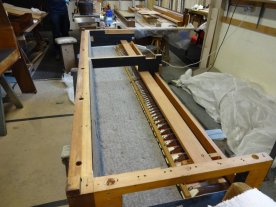 chest with restored pallets