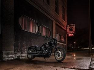 Harley-Davidson tõi turule uue põlvkonna tsikli – võimsa Low Rider S mudeli MY16.5 Campaign Shoot. INTERNATIONAL ONLY