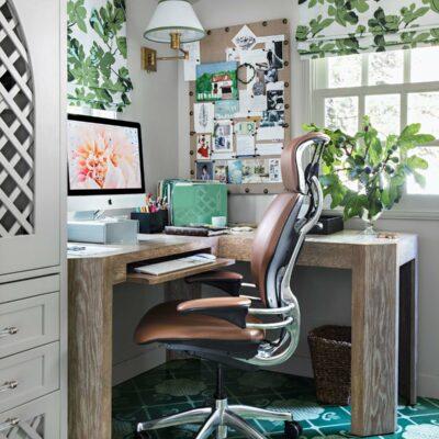 Idee decorative per iniziare il lunedì con il sorriso! Studio In Casa 1000 Nuove Idee Per Arredare L Ufficio Di Casa Moovdesign