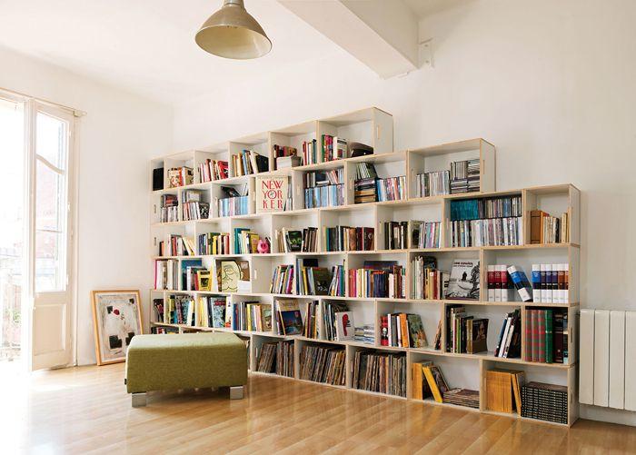 Rincon de lectura biblioteca