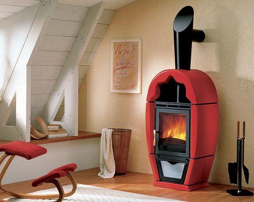 red stoves estufa roja de piazzetta